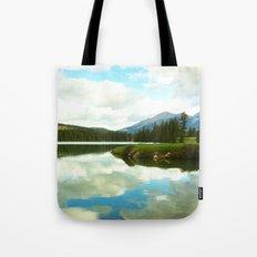 Lac Beauvert Tote Bag
