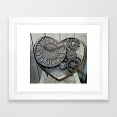 Long Framed Art Print