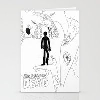 TWD Stationery Cards