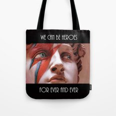 Bowie - David Tote Bag