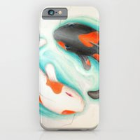Coy Fish (Yin & Yang) iPhone 6 Slim Case