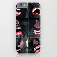 iPhone & iPod Case featuring 9 gritos by Alvaro Tapia Hidalgo