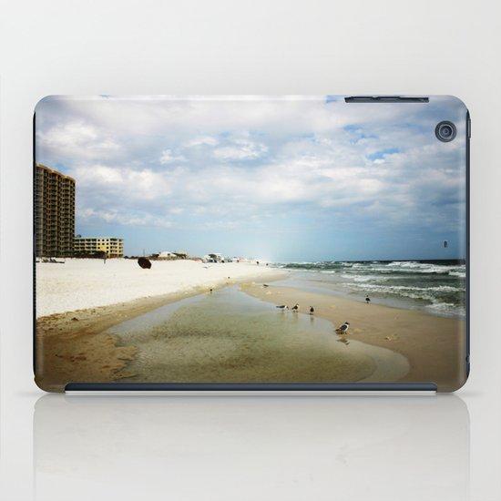 Let's Go to the Beach iPad Case