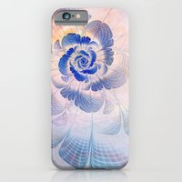 iPhone & iPod Case featuring Floral Impression by CreativeByDesign
