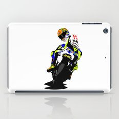 Valentino Rossi iPad Case