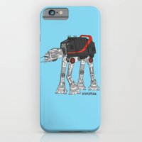 iPhone & iPod Case featuring ATATATEAM by Christopher