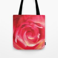 Rose Love Tote Bag