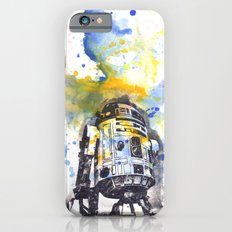 R2D2 from Star Wars Slim Case iPhone 6s