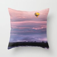 For a Dream Throw Pillow
