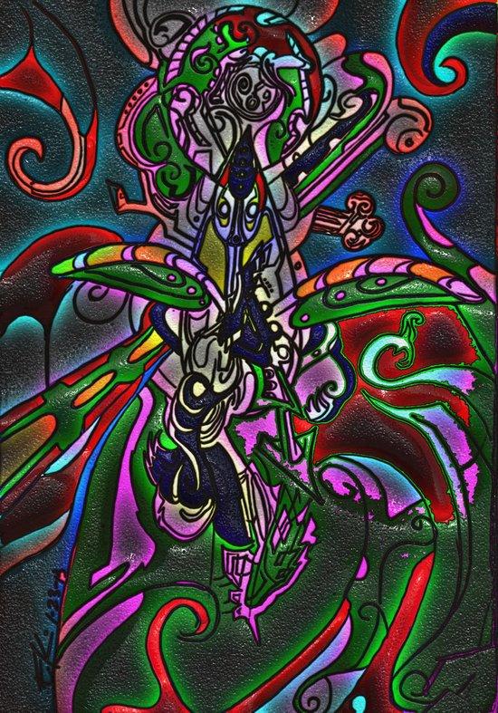 Music 3 Art Print
