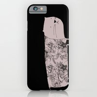 iPhone & iPod Case featuring Flower pet by yael frankel