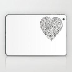 Heart I Laptop & iPad Skin