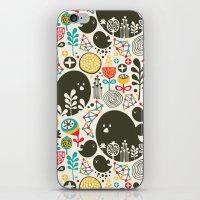 Big Bird. iPhone & iPod Skin