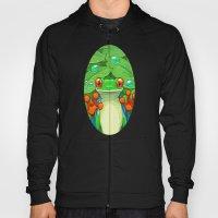 Frankie The Frog Hoody