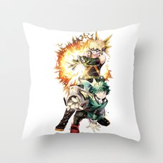 Boku No Hero Academia 1 Throw Pillow