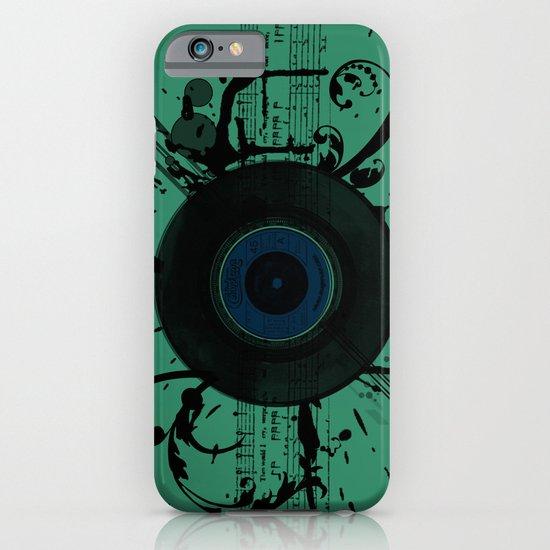 Vintage Vinyl iPhone & iPod Case