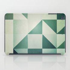 :: geometric maze x :: iPad Case