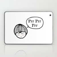 Prrrr Laptop & iPad Skin