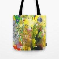 Virgo: The Mind Penetrat… Tote Bag