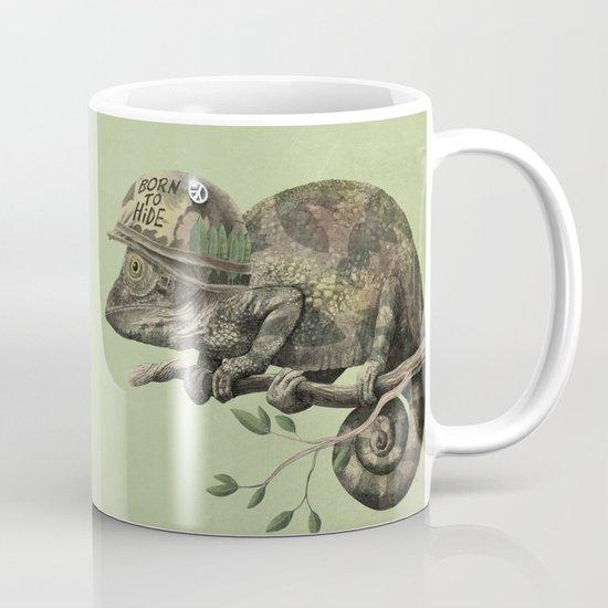Born to Hide - Color Option Mug