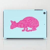 Pink Tammy iPad Case