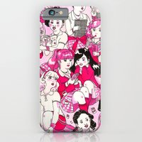 iPhone & iPod Case featuring Break by Judith Chamizo