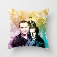 Inspired By Christopher … Throw Pillow