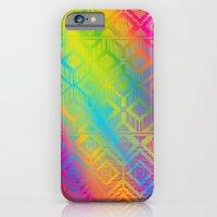 inca rainbow iPhone 6 Slim Case
