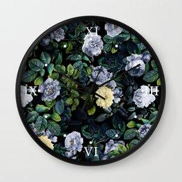 Wall Clock - Future Nature - Burcu Korkmazyurek