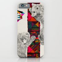 iPhone & iPod Case featuring The Innocent Wilderness by Peter Striffolino and Kris Tate by Peter Striffolino