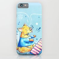 Keyboard Cat Says Thank You iPhone 6 Slim Case
