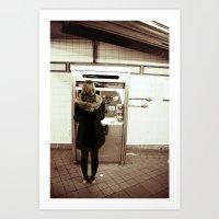 34th Street Art Print