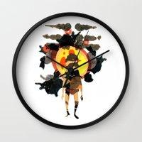I Am A Bird Now Wall Clock