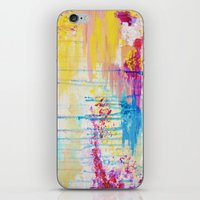 BRIGHTER DAYS - Beautifu… iPhone & iPod Skin