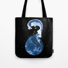 Earth Day Planet Tote Bag