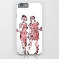 Zombie Bridesmaids iPhone 6 Slim Case