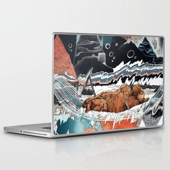 Seconds Behind Laptop & iPad Skin