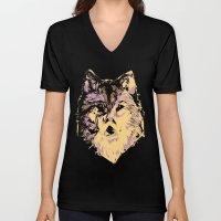My Wolf  Unisex V-Neck
