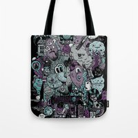 Supernature In The City … Tote Bag
