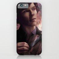 sherlock iPhone & iPod Cases featuring Sherlock by jasric