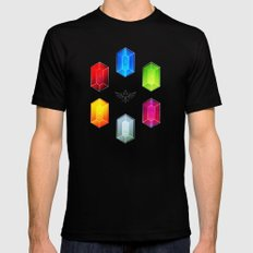 Zelda Just Want Them Rupees SMALL Mens Fitted Tee Black