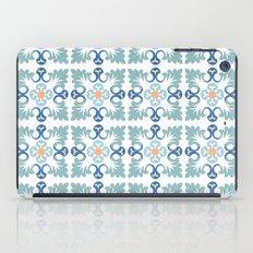 Floor tile 5 iPad Case