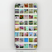 collection of moments iPhone & iPod Skin