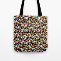Jewel Drop Tote Bag