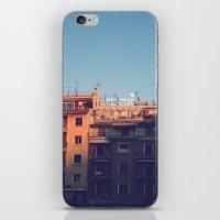 Ahava at Dusk iPhone & iPod Skin