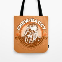 Chew-Baccy (Wookie Chewing Tobacco) Tote Bag