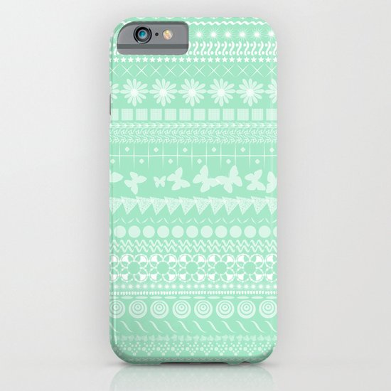 Minty-Licious iPhone & iPod Case