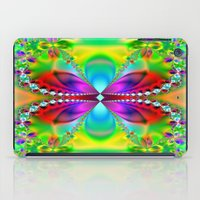 Abstract Jewel Butterfly… iPad Case