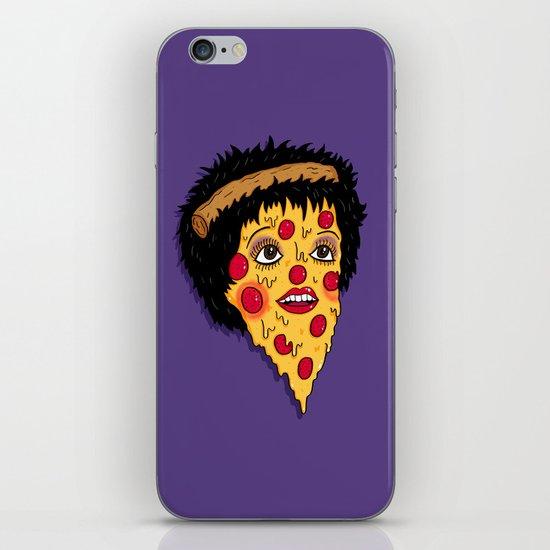 Pizza Minnelli iPhone & iPod Skin
