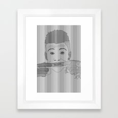 Ash Framed Art Print
